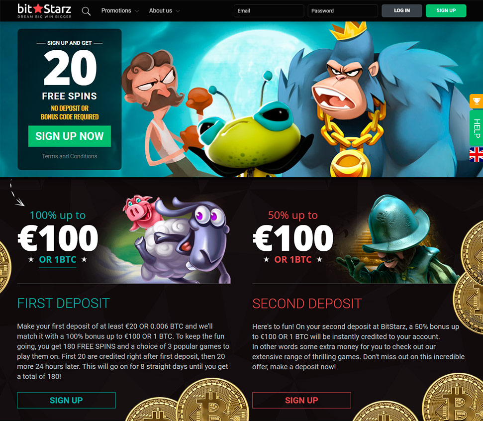 Online bitcoin slot game win real money