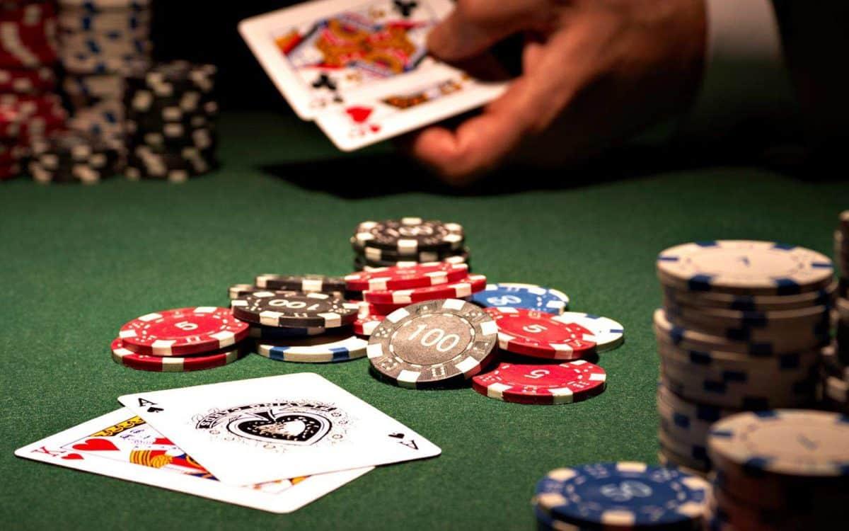 Casino rake on poker
