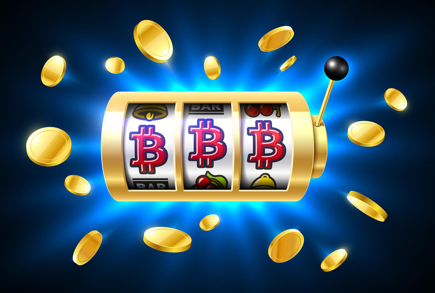 Bitcoin slots winning tips
